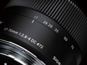 Sigma 17-70 mm f2.8-4.0