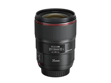 Canon EF 35mm f/1,4L II USM Objektiv für Spiegelreflexkamera -
