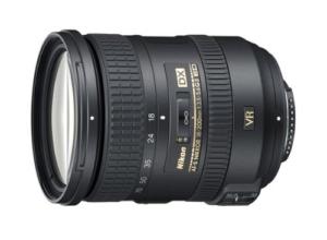 Nikon AF-S DX Nikkor 18-200mm 1:3,5-5,6 G ED VR II Objektiv (72 mm Filtergewinde, bildstab.) schwarz -