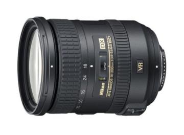 Nikon 18-200mm