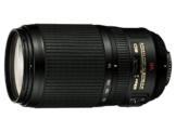Nikon AF-S Zoom-Nikkor 70-300mm 1:4,5-5,6G VR Objektiv (67mm Filtergewinde, bildstabilisiert) -