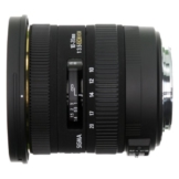 Sigma 10-20 mm F3,5 EX DC HSM-Objektiv (82 mm Filtergewinde) für Sigma Objektivbajonett -