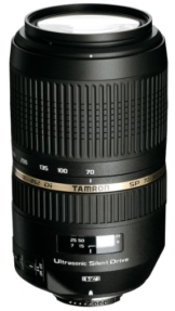 Tamron AF SP 70-300mm 4-5.6 Di VC USD digitales Objektiv für Canon -