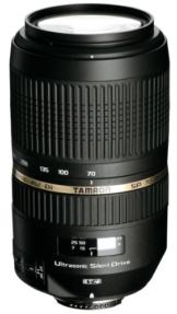 Tamron AF SP 70-300mm 4-5.6 Di VC USD digitales Objektiv für Canon -