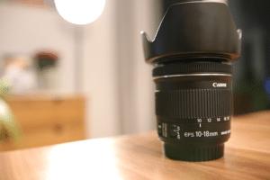 Canon 10-18