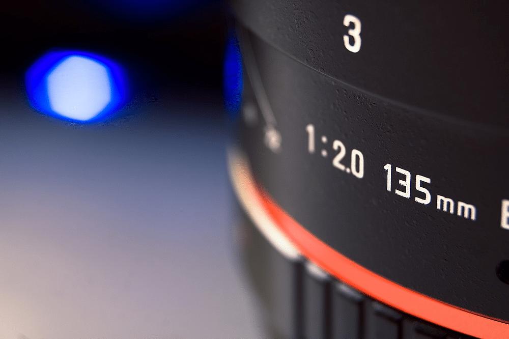 Brennweite Kamera