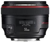 Canon EF 50mm 1,2 L USM Objektiv