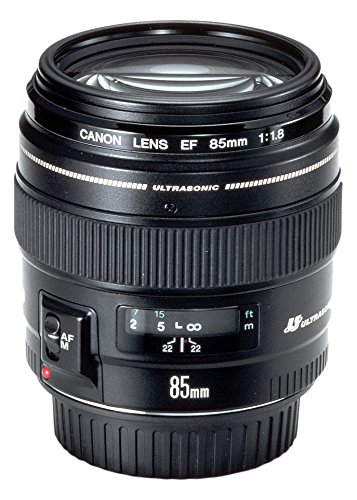 Canon EF 85mm 1.8 USM Objektiv