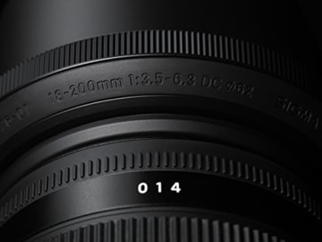 Sigma 18-200mm F3,5-6,3 DC Makro OS HSM Contemporary Objektiv (Filtergewinde 62mm) für Canon Objektivbajonett -