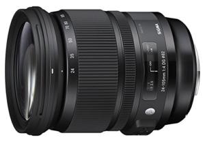 Sigma 24-105mm F4,0 DG OS HSM