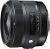 Sigma 30mm f1,4 DC HSM / Art Objektiv (Filtergewinde 62mm) für Canon Objektivbajonett -