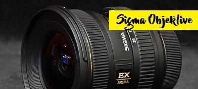 Sigma Objektive