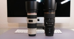 Canon EF 70-200 F4 L IS USM vs. Tamron SP 70-200 2.8 Di VC USD