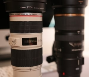 Canon EF 70-200 F4 L IS USM