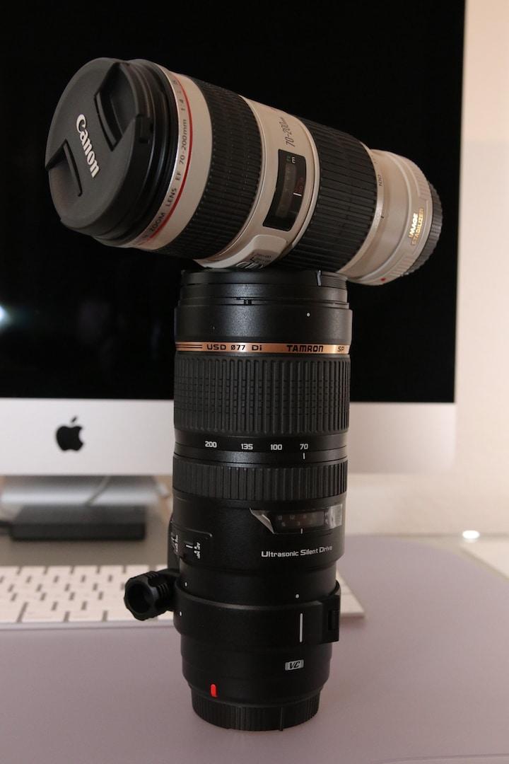 Canon 70-200 vs Tamron 70-200