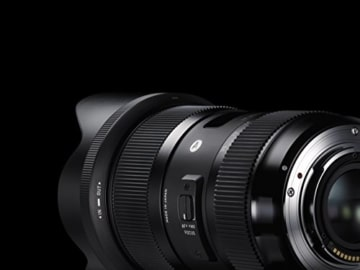 Sigma 18-35mm F1,8 DC HSM Art Objektiv (72mm Filtergewinde) für Canon Objektivbajonett