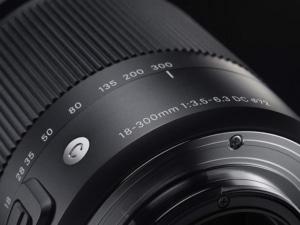 Sigma 18-300 Canon