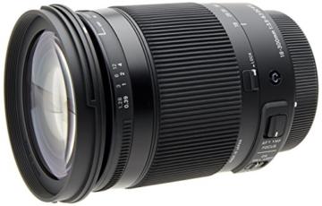 Sigma 18-300mm F3,5-6,3 DC Macro OS HSM Contemporary Objektiv (72mm Filtergewinde) für Canon Objektivbajonett - 1