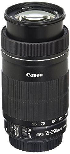 Canon EF-S 55-250mm f4-5.6 IS STM Objektiv für Spiegelreflexkameras von Canon - 1