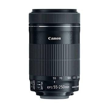 Canon EF-S 55-250mm f4-5.6 IS STM Objektiv für Spiegelreflexkameras von Canon - 2