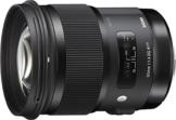 Sigma 50mm F1,4 DG HSM Art Objektiv (77mm Filtergewinde) für Canon Objektivbajonett - 1
