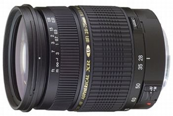 Tamron AF 28-75mm 2,8 XR DI LD ASL SP Macro digitales Objektiv für Canon - 1