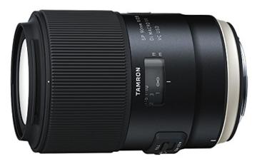 Tamron F017E SP 90 mm F/2.8 Di Macro, 1:1 VC USD Canon Kamera-Objektive - 2