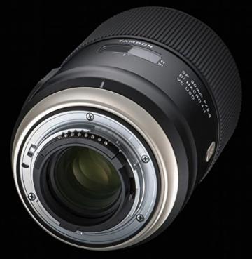 Tamron F017E SP 90 mm F/2.8 Di Macro, 1:1 VC USD Canon Kamera-Objektive - 4
