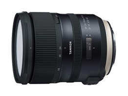 Tamron SP 24-70mm F/2.8 Di VC USD G2 Objektiv für Canon schwarz - 1