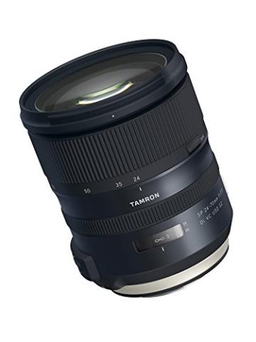 Tamron SP 24-70mm F/2.8 Di VC USD G2 Objektiv für Canon schwarz - 2