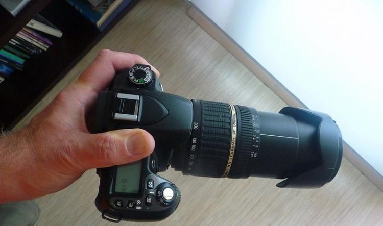 Nikon D80 Nikon 18-300mm